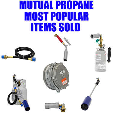 Best Selling Propane Parts