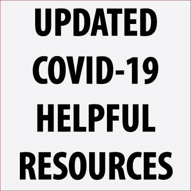 covid 19 blog title helpful resources